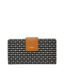 Women's Logan Tab Clutch Wallet