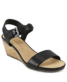 Carago Strappy Wedge