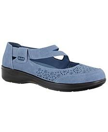 Alpha Women's Comfort Slip On Shoes