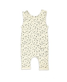 Toddler Boys and Girls Organic Cotton Sand Splashy Jumper