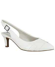 Women's Sling back Pumps