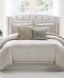 Tristano Queen Comforter Set