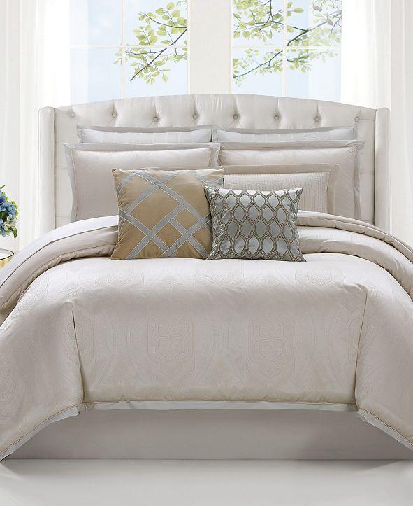 Charisma Tristano Queen Comforter Set