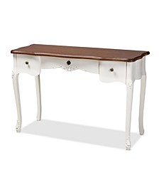 Sophie Modern Victorian Console Table - Large