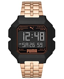Remix Gold Bracelet Watch 45mm