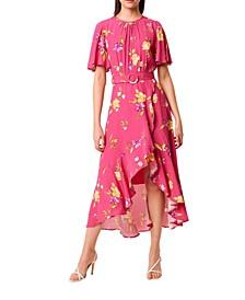 Emina Drape Dress