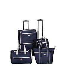 Perfect 4 Piece Luggage Set