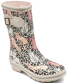 Women's Bobs Rain Check - Regular Rain Boots from Finish Line