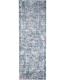 "Wonder WAM-2304 Jade 3'1"" x 9' Runner Area Rug"