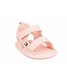 Baby Girls Leomi Layette Stay-Put Sandal