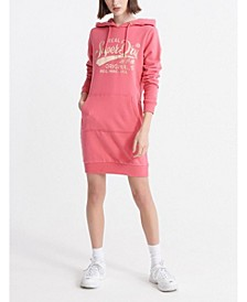 Core Graphic Sweatshirt Dress