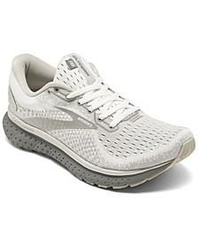 Women's Glycerin 18 Wide Width Running Sneakers from Finish Line