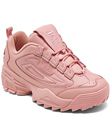 Women's Disruptor 3 Casual Sneakers from Finish Line