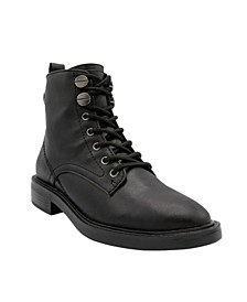 Women's Zoelle Lace-Up Combat Boots