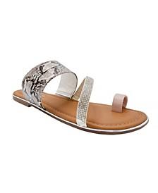 Women's Dawson Toe Ring Slides