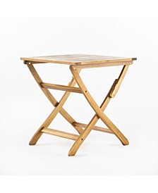 Positano Outdoor Foldable Bistro Table