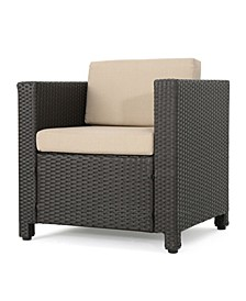 Puerta Outdoor Club Chair with Cushions