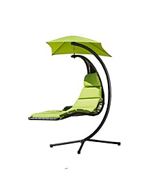 Piiholo Outdoor Hanging Chair with Cushions