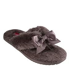 Kat Faux Fur Slipper