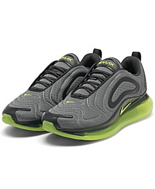 Men's Air Max 720 Mesh Running Sneakers from Finish Line