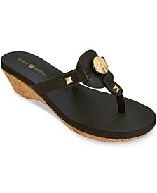 Lexi Platform Wedge Sandal