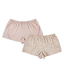 2-Pk. Pajama Shorts