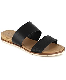 Women's Dansel Flat Sandals