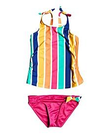 Toddler Girls Tankini Swim Set