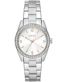 Women's Nolita Stainless Steel Bracelet Watch 34mm