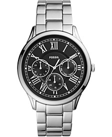 Men's Pierce Stainless Steel Bracelet Watch 44mm