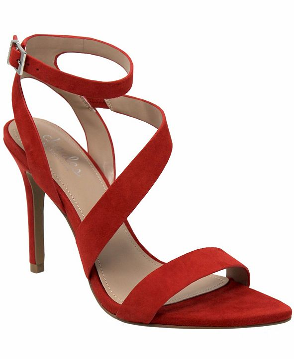 CHARLES by Charles David Tracker Strappy Dress Sandals