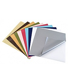 "12"" x 12"" Vinyl Sampler Sheets, Pack of 12"
