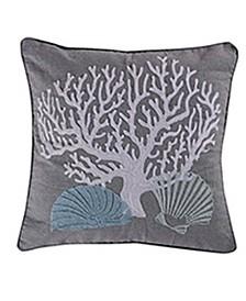 "Cape Coral 20"" x 20"" Decorative Pillow"