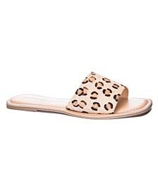 Regina Flat Sandals