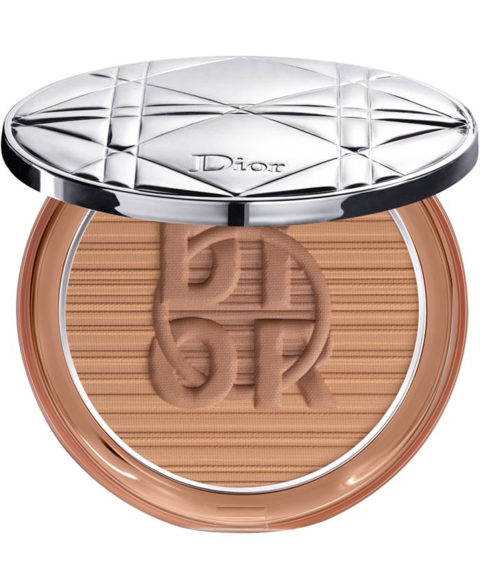 Dior Diorskin Mineral Nude Bronze Color Games Limited Edition Bronzer & Reviews - Makeup - Beauty - Macy's