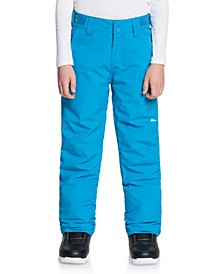 Quicksilver Big Boys Estate Youth Pant