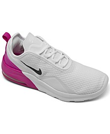 Women's Air Max Motion 2 Casual Running Sneakers from Finish Line