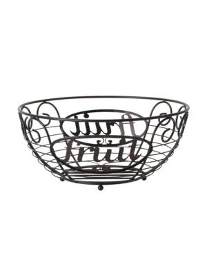 Mikasa Chit-Chat Fruit Basket