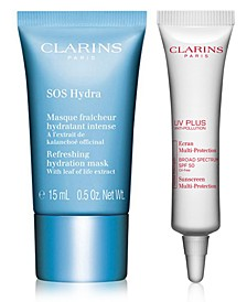 Receive a FREE 2pc Gift with any $65 Clarins Purchase