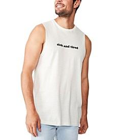 Tbar Muscle Tank Top