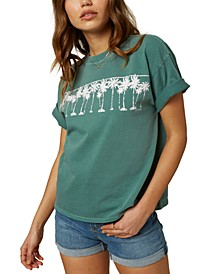 Juniors' Paradise Row T-Shirt