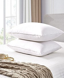 Feather & Down Pillow Collection, 2 Pack