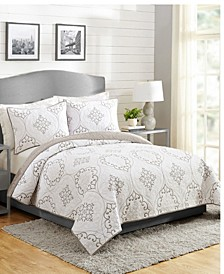 Chambers Full/Queen Quilt Set