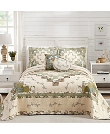Olivia King Bedspread
