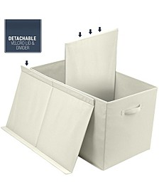 Storage Fabric Toy Chest