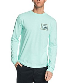 Men's Bobble Long Sleeve T-shirt
