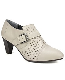 Sariah Stacked Heel Shootie
