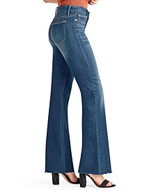The Stiletto High Rise Flare Jeans