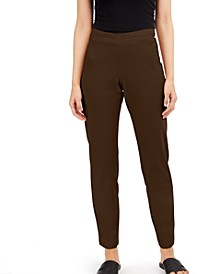 Slim-Leg Ankle Pants, Regular & Petite