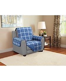Furniture Protector Chair Plaid